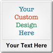 Personalized Design Sunguard Asset Tags