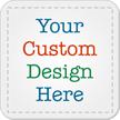 Custom Tag, Add Own Design (Full Color)