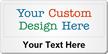 Sunguard Asset Tag Custom Design