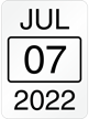 Custom Date Label