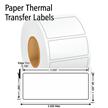 Paper Thermal Transfer Labels