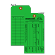 1-Part Green Cardstock Tag