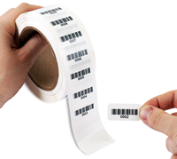 Consecutive Numbered on Roll Labels