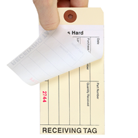 2-Part Cardstock Tag