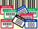 Prenumbered Asset Labels